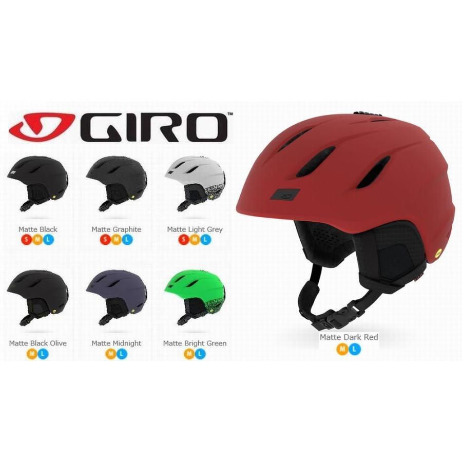 ジロ ヘルメット 2019 GIRO NINE MIPS AF ジロ ナイン ミップス スキー、スノボーヘルメット ウインタースポーツ用
