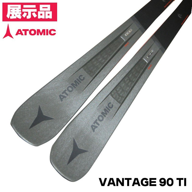 古典 2020 ATOMIC スキー板 展示品 アトミック VANTAGE 90 TI 184cm AA0027616, Knock,Knock,Puchic! 2c4ff058
