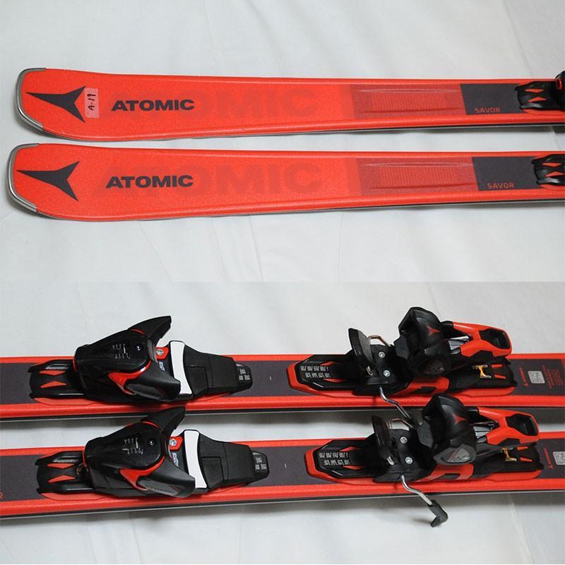 Atomic 2020 Savor 5 White Skis w//FT 10 GW Bindings