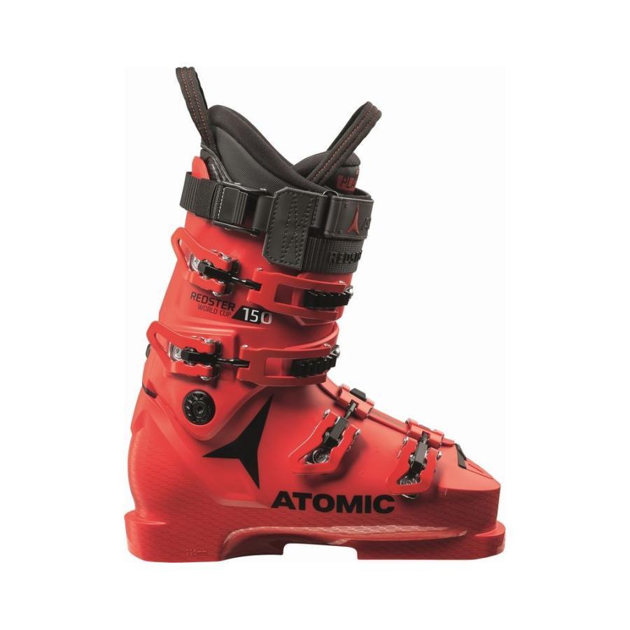 訳有り カタログ外商品 ATOMIC アトミック 赤STER WORLD CUP 150 AE5017000 スキーブーツ