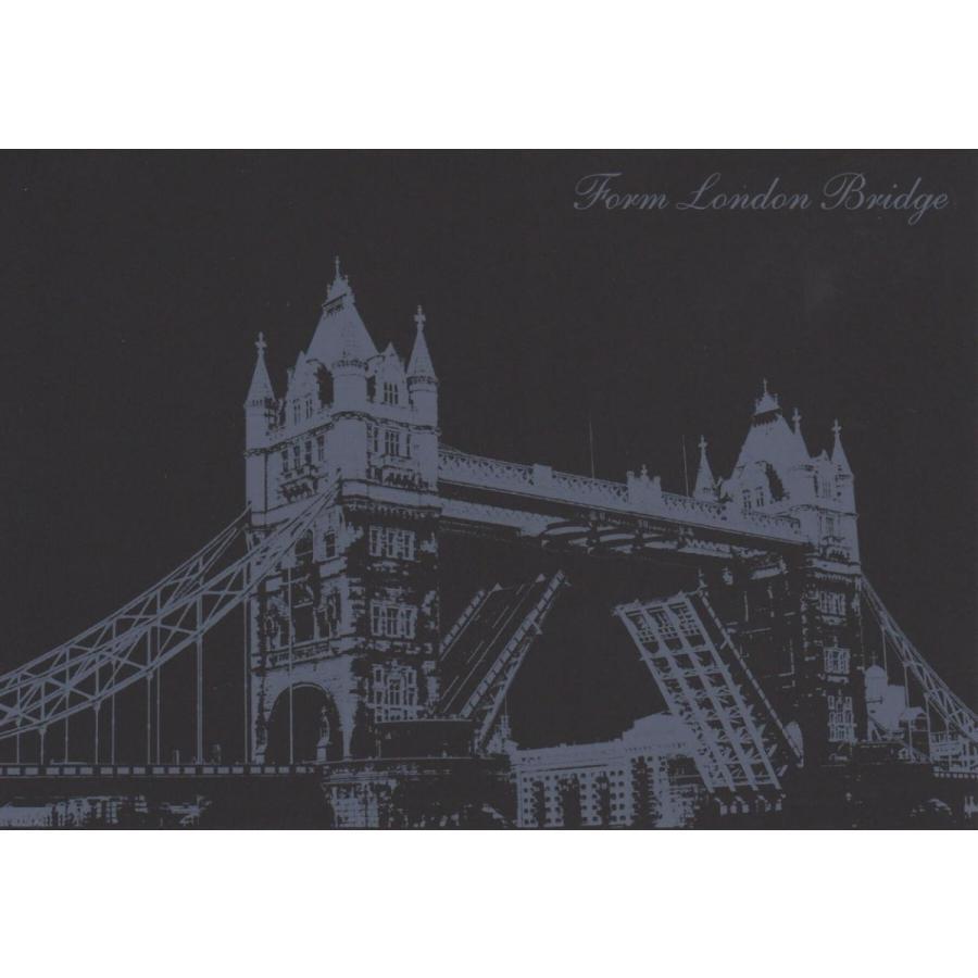 スクラッチポストカード (SEI10-5)ロンドンブリッジ・エッフェル塔・タージマハル・無地|web-shop-big2