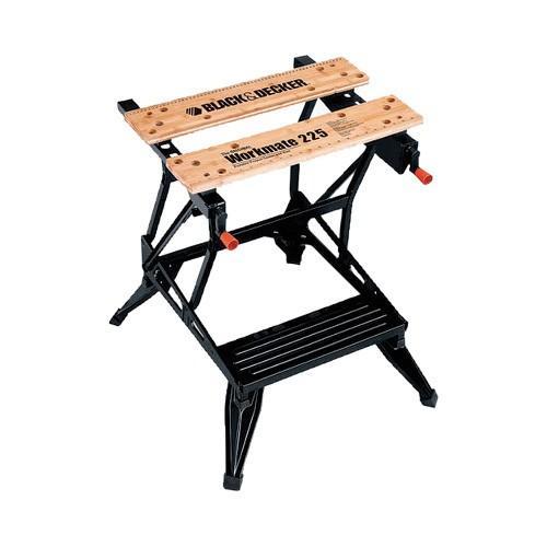あすつく BLACK&DECKER ワークメイト WM225 ワークベンチ 作業台 折りたたみ diy テーブル 業務用 おすすめ|webby|02