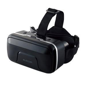 エレコム ELECOM VRグラス DMMスターターセット VRG-X01PBK|webby