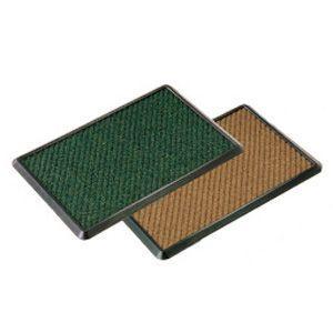山崎産業 消毒マットセット 900×1200 緑 KMT2301