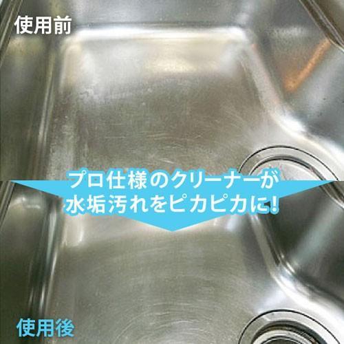 あすつく コーティング剤 水回り シンク用 新生活 引っ越し 掃除 大掃除 おすすめ|webby|04