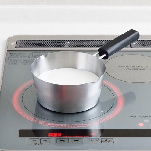 ヨシカワ シーズクッキング ミルクパン 15cm YJ2377|webby|04