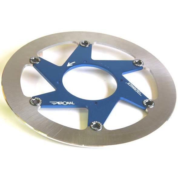 人気特価 BERINGER ベルリンガー AERONAL DISC (エアロナルディスク) ステンレスローター HONDA VFR750RRC30, ハンコックツール 73b9cd52