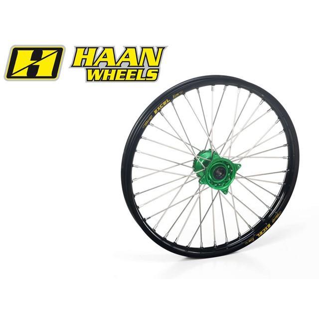 【海外輸入】 HAAN WHEELS ハーンホイール フロントオフロードコンプリートホイール F19インチ HONDA CRF150 big wheel (07-14), 但馬屋 神戸牛神戸ワインビーフ cd35fe59