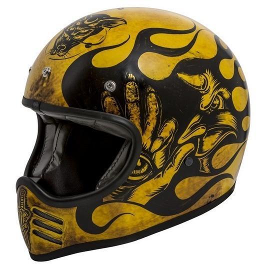 Tポイント10倍  PREMIER プレミア MX BD 12 BM フルフェイスヘルメット