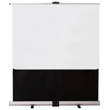 【メーカー直送】 IZUMI(イズミ) RS-80VAW 80インチ(16:10)パンタグラフ式フロアタイプモバイルスクリーン, FZONEスポーツ:01264ec0 --- grafis.com.tr