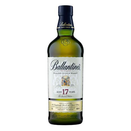 業務店御用達 誕生日 ウイスキー バランタイン 17年:700ml×3本セット 洋酒 Whisky (21-4)