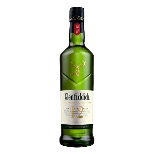 業務店御用達 誕生日 ウイスキー グレンフィディック 12年 スペシャルリザーブ:700ml×6本セット あすつく 洋酒 Whisky (21-3)