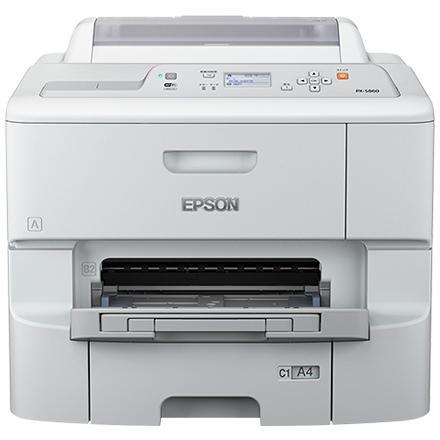 EPSON A4カラービジネスインクジェットプリンター/耐久性30万ページ/2.2型液晶 PX-S860