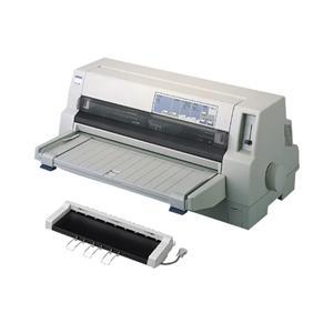 ドットインパクトプリンター/水平型/136桁(13.6インチ)/給紙補助フィーダ標準モデル