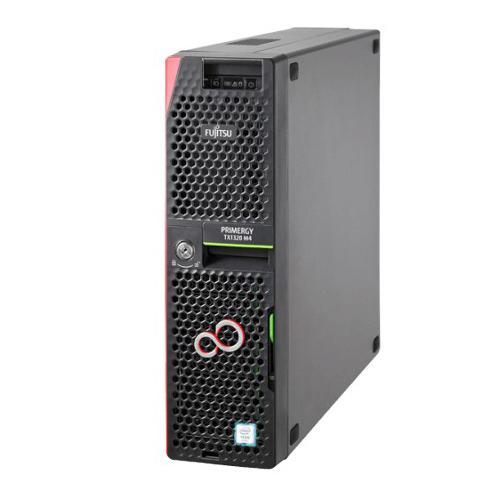 FUJITSU PRIMERGY TX1320 M4 セレクト(Xeon E-2224/8GB/SAS 600GB*2 RAID1) PYT1324ZGD