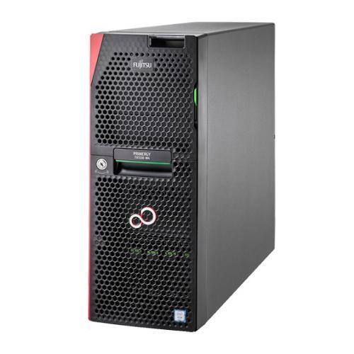 FUJITSU PRIMERGY TX1330 M4 セレクト(Xeon E-2236/16GB/SAS 300GB*4 RAID5+HS) PYT1334ZDF