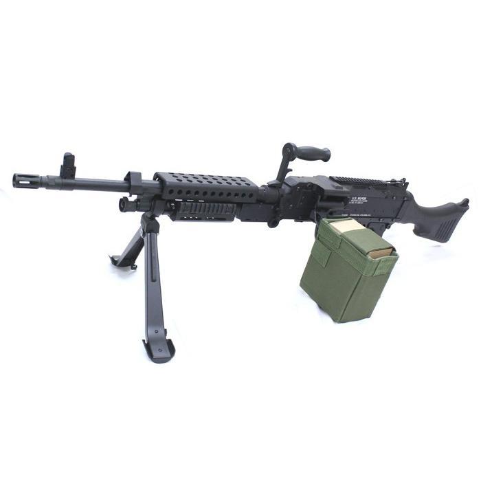 【店内全品2%OFF!】S&T M240 MEDIUM MACHINE GUN 【180日間安心保証つき】