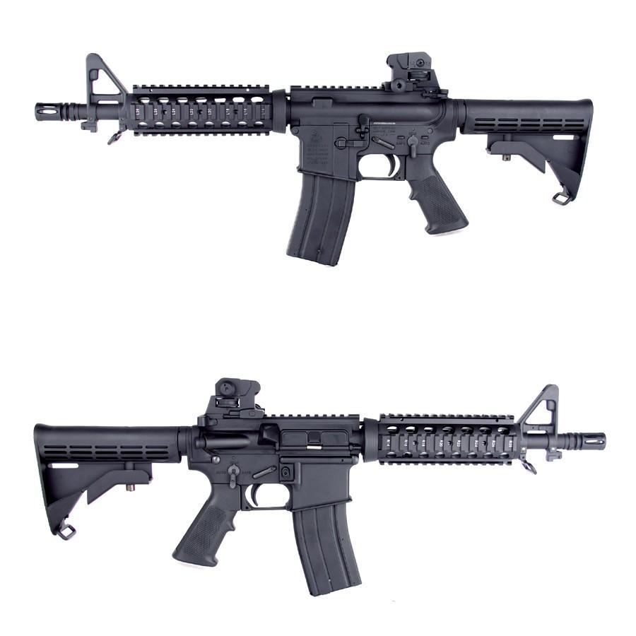 S&T M4 CQB R フルメタル ガスブローバック BK :STGBB06BKM:web
