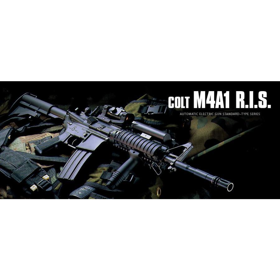 東京マルイ 電動ガン コルト M4A1 RISバージョン
