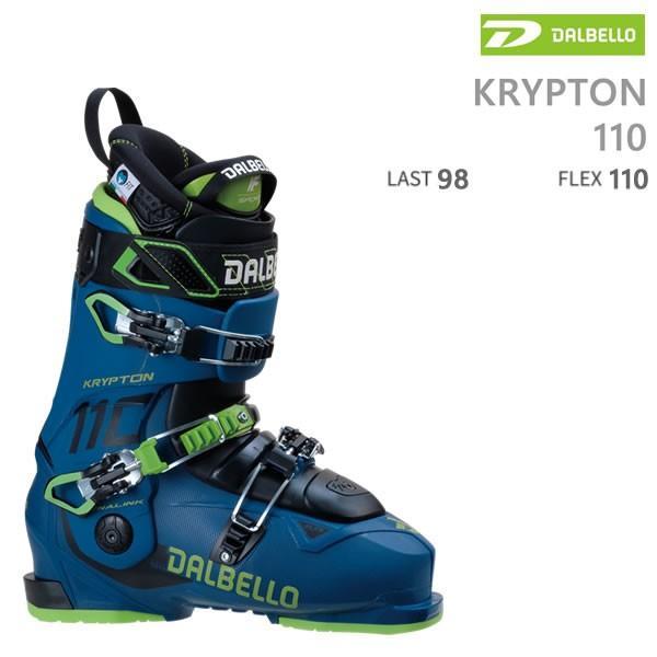 ダルベロ クリプトン 110 DALBELLO KRYPTON 110(18-19 2019)フリースタイルスキー ブーツ