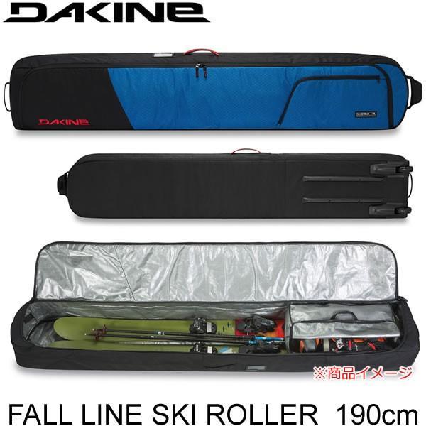 ダカイン スキーケース 18-19FW FALL LINE SKI ROLLER 190cm Scout AI237155 SCT スキー道具一式収納可能 オールインワン DAKINE スキーバッグ