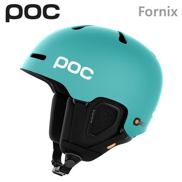 POC ポック ヘルメット FORNIX フォーニックス/Tin Blue ウインター仕様(18-19 2019)スキー スノーボード
