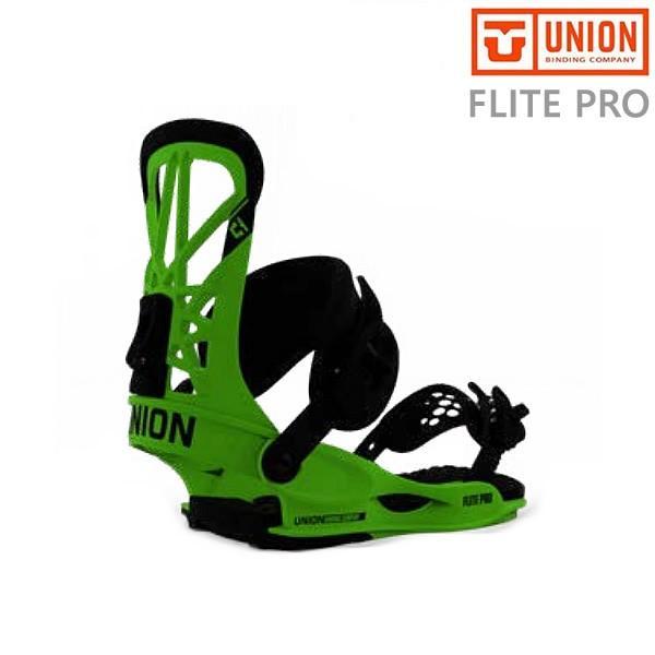 ユニオン ビンディング UNION FLITE PRO フライト プロ/ACID 緑 日本正規品(19-20 2020)スノーボード ビンディング