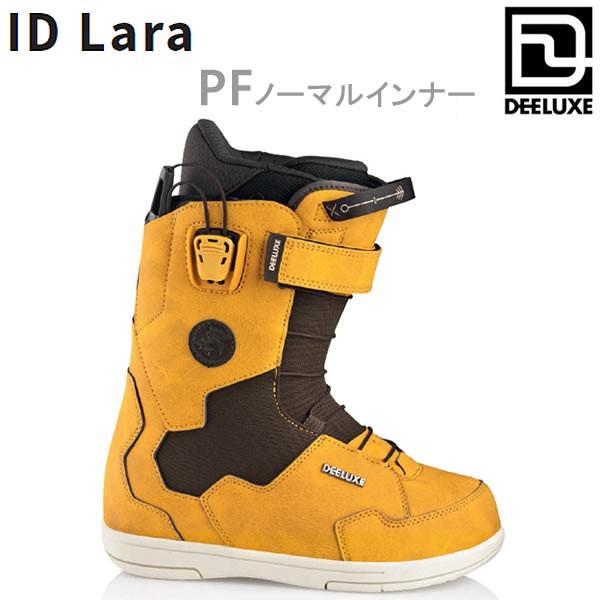 ディーラックス ブーツ レディース DEELUXE ID LARA PF ノーマルインナー SUNFLOWER(19-20 2020)スノーボード ブーツ