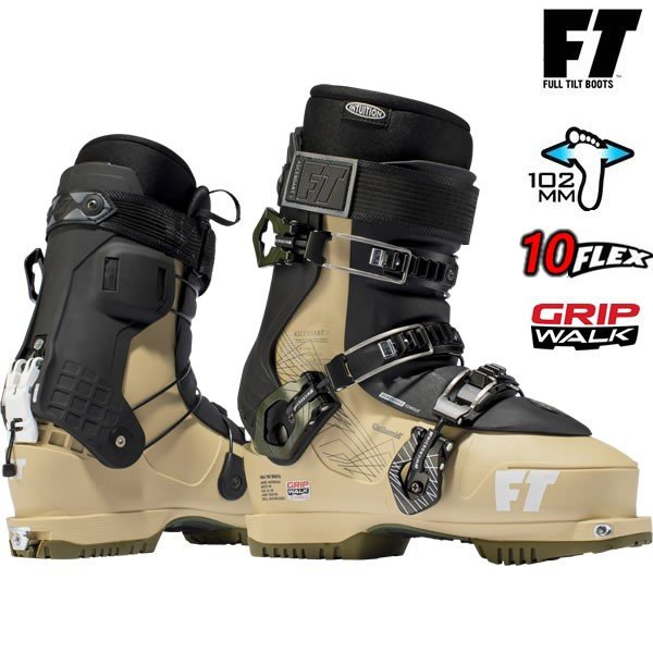 FT ブーツ フルチルト アセンダント テックビンディング対応 ASCENDANT(19-20 2020)エフティー Full Tilt フリースタイルスキー ブーツ