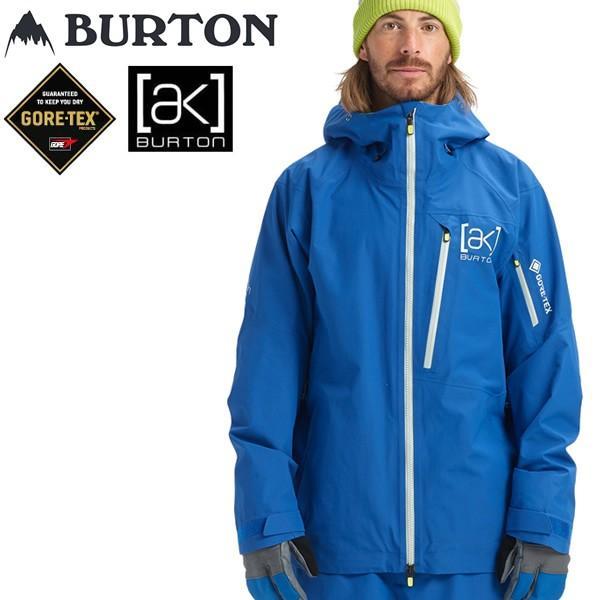 バートン 19-20 ウェア ゴアテックス ジャケット ak GORETEX CYCLIC -jacket /Classic 青 GORE-TEX BURTON【スノーボード・ウエア】【C1】
