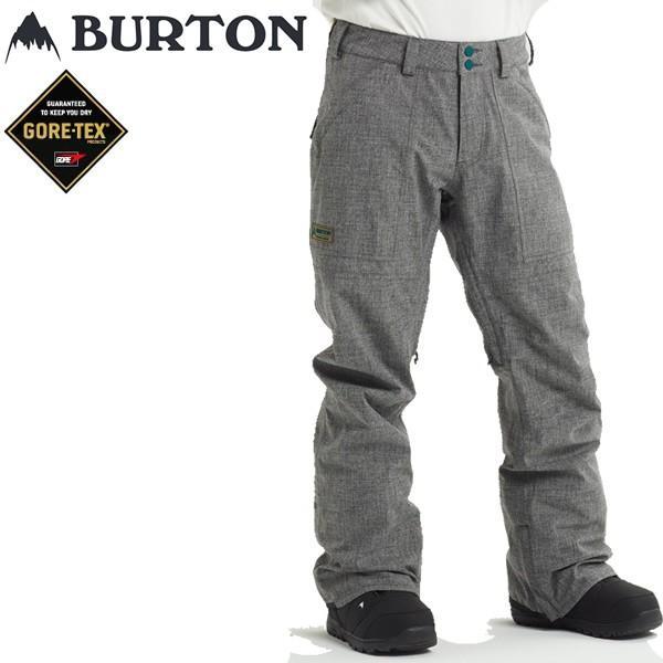 バートン 19-20 ウェア ゴアテックス パンツ  GORETEX BALLAST -pants / BOG HEATHER GORE-TEX BURTON【スノーボード・ウエア・スノボー