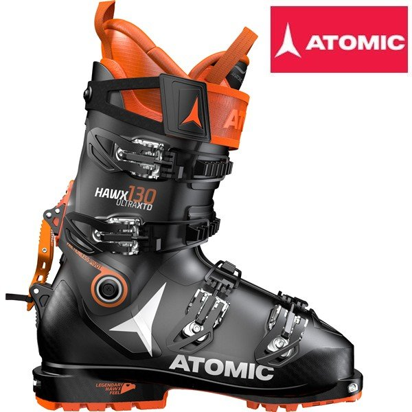 アトミック スキーブーツ2019 HAWX ULTRA XTD 130 (18-19 18/19 2019) テックビンディング対応 ATOMIC スキーブーツ 軽量