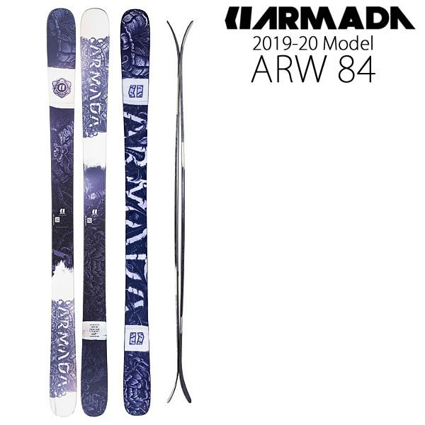 【税込?送料無料】 アルマダ スキー 2020 ARW 84 レディースモデル スキー単品 板のみ エーアールダブル 84 19-20 armada スキー板 armada ski 2020, ファイルドショップ 01d0f3eb