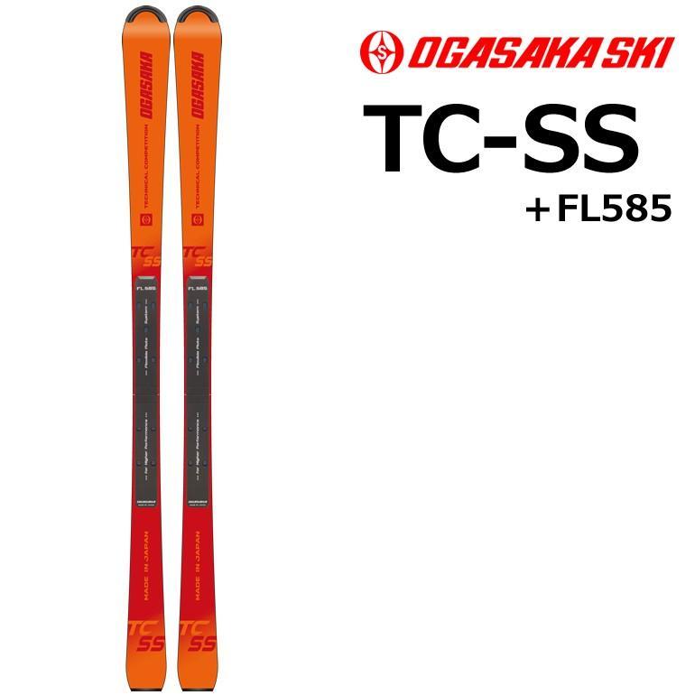 OGASAKA オガサカ スキー 19-20 TC-SS+FL585