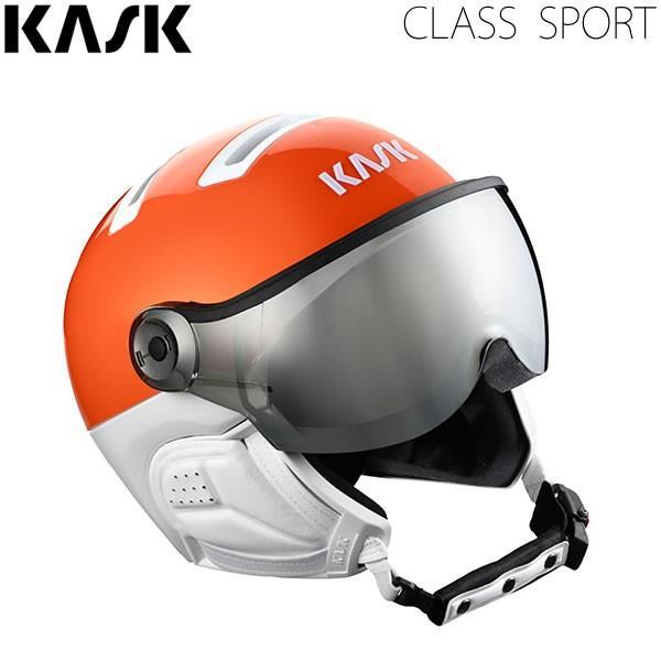 欲しいの KASK バイザー ヘルメット 2020 CLASS SPORT 2020 ヘルメット ORANGE KASK シルバーミラーレンズ SHE00064-203 クラス スポーツ 19-20 KASK ヘルメット スキー 日本正規品【C1】, lafan:c78b81c6 --- airmodconsu.dominiotemporario.com
