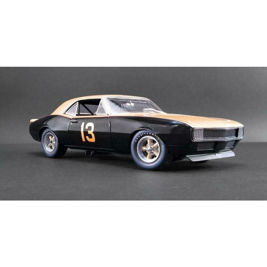 1/18 スケール ACME 1967 シボレー カマロ Smokey Yunick #13 ボンネビル レコードホルダー