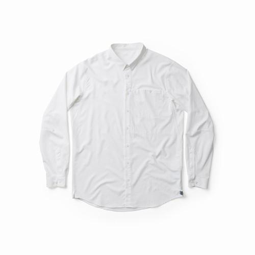 MensLongsleveShirt Houdini(フーディニ)(メンズロングスリーブシャツ)-powderdaywhite