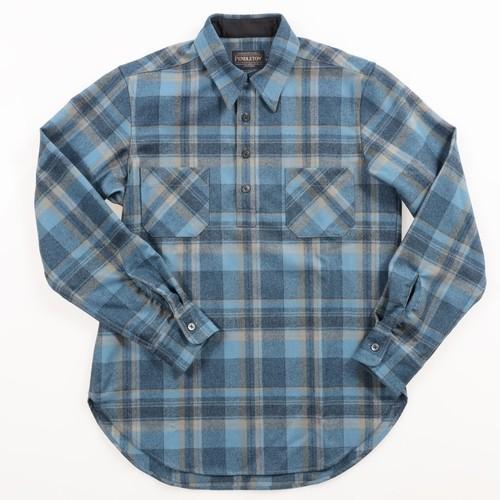 NewPulloverShirtJapanFit PENDLETON(ペンドルトン)-31945IndigoPlaid
