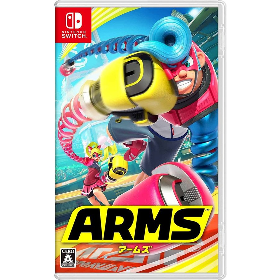 Nintendo Switch ARMS 【中古】 westbeeeee