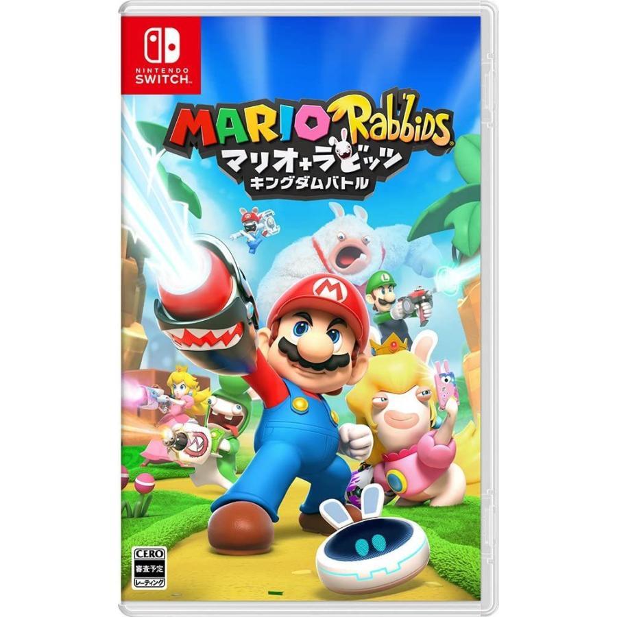 Nintendo Switch マリオ+ラビッツ キングダムバトル【中古】|westbeeeee