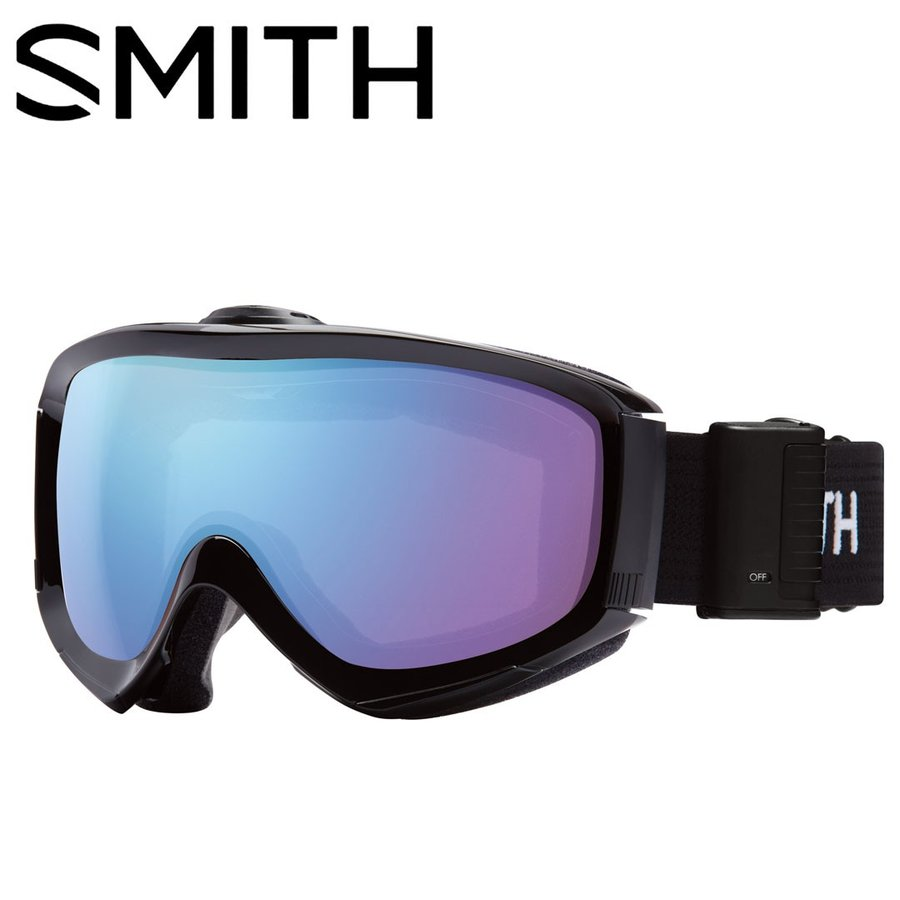 "SMITHスミス 18/19"" PROPHECY TURBO FAN スキー・スノーボードゴーグル"
