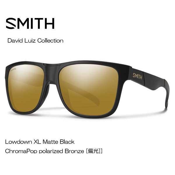 超人気 SMITHスミス David Luiz Lowdown XL MATTE BLACK CP-POLAR BRONZE 020440143 偏光サングラス, 超歓迎:4641272d --- grafis.com.tr