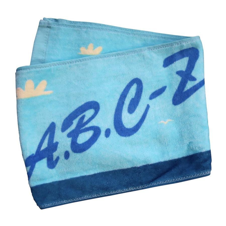 A.B.C-Z「Summer Paradise in TDC」マフラータオル [ 公式グッズ ]|wetnodsedog|03