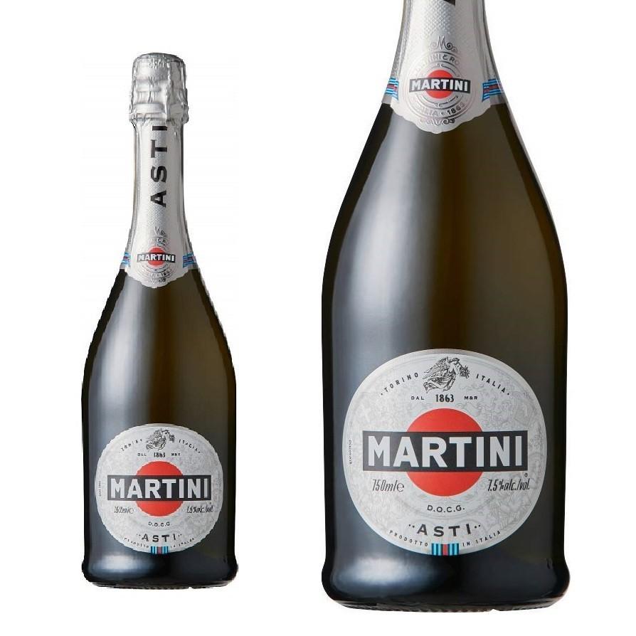 スパークリングワイン マルティーニ アスティ スプマンテ 750ml 7.5度 whiskycojp