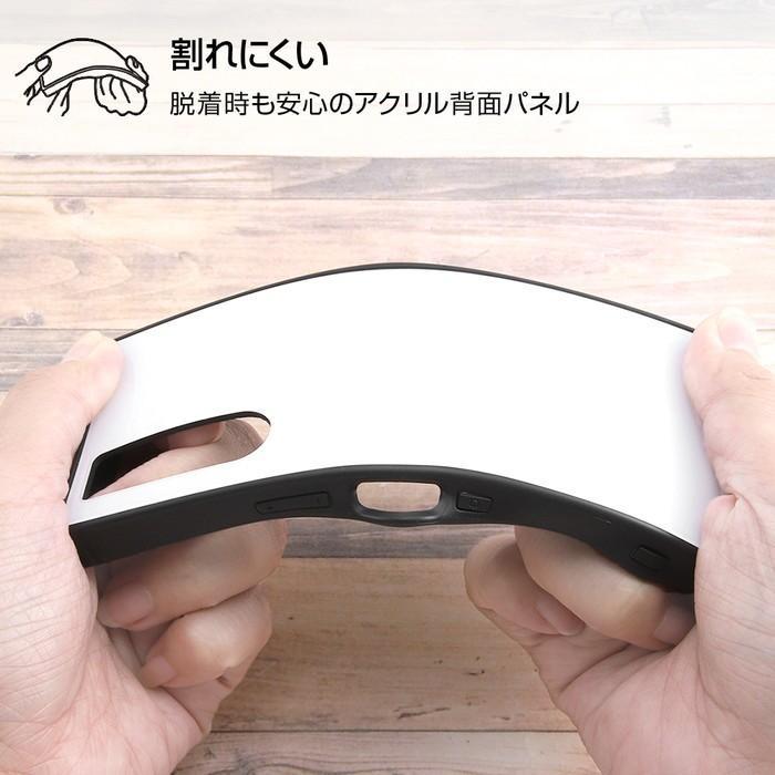 Xperia5 ケース スクエア ワンピース 耐衝撃ハイブリッドケース KAKU / 海賊旗マーク onepiece 指紋認証対応|white-bang|04