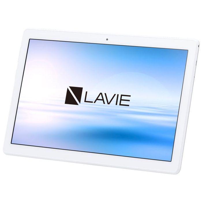 NEC エヌイーシー PC-TE710KAW Androidタブレット LAVIE Tab ホワイト 正規品 KAW E TE710 贈物 税込 父の日