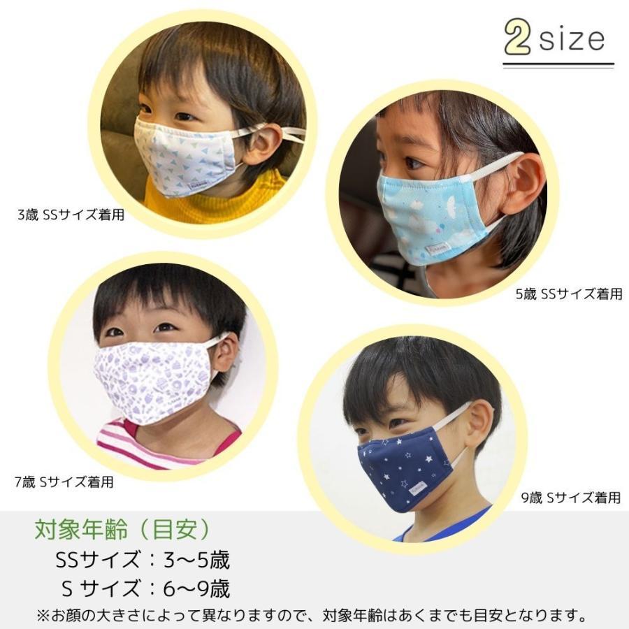 2 歳児 マスク サイズ