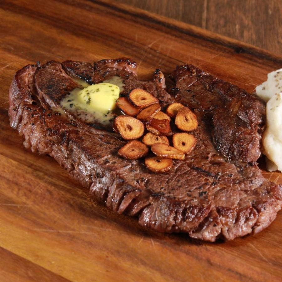 肩ロース 牛肉 ポンドステーキ(500g) ザブトン アメリカ産 プライム BBQ チャックアイ 焼肉 -SKU118|wholemeat|02