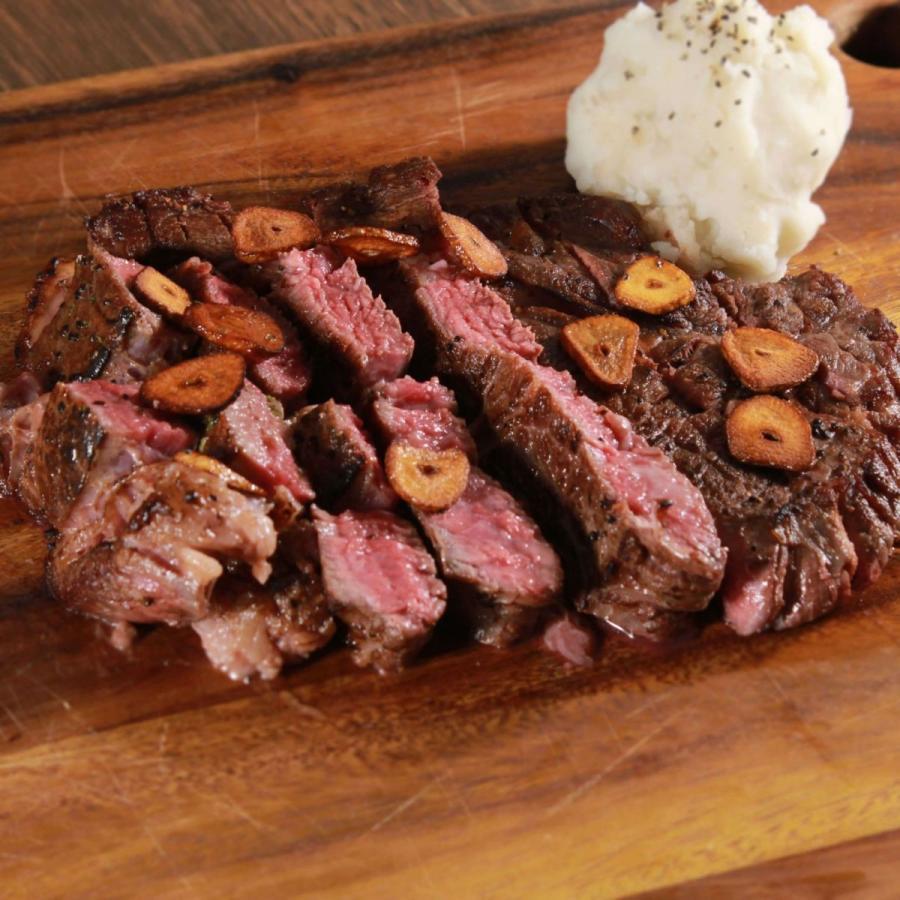 肩ロース 牛肉 ポンドステーキ(500g) ザブトン アメリカ産 プライム BBQ チャックアイ 焼肉 -SKU118|wholemeat|03