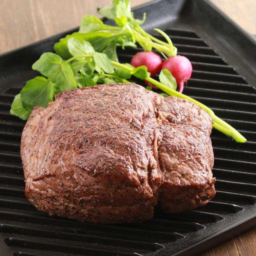 テンダーロイン(フィレ・ミニョン)牛肉ステーキ 500g 赤身肉 牛ヒレ肉 牛フィレ肉 オージービーフ オーストラリア産 -SKU109 wholemeat 03